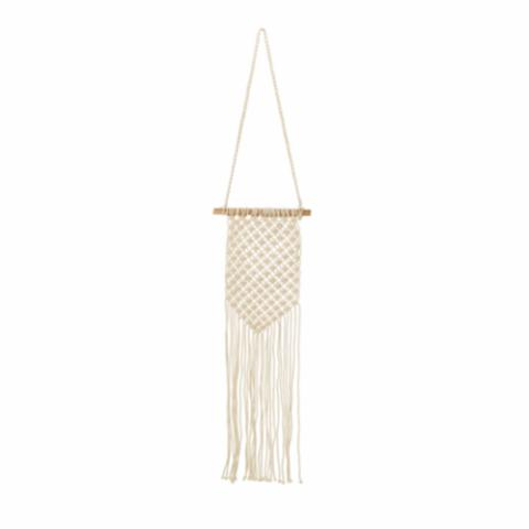 Bandon Wall Hanger, Nature, Cotton