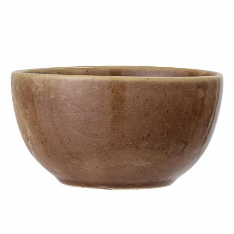 Pixie Bowl, Brown, Stoneware