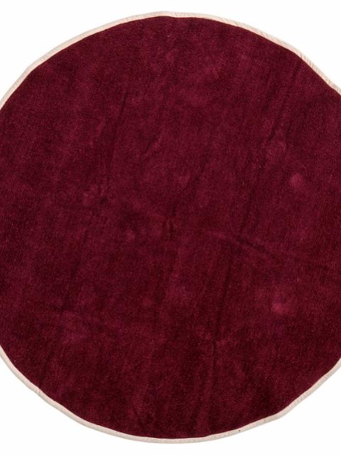 Lenemai Tree Rug, Red, Cotton