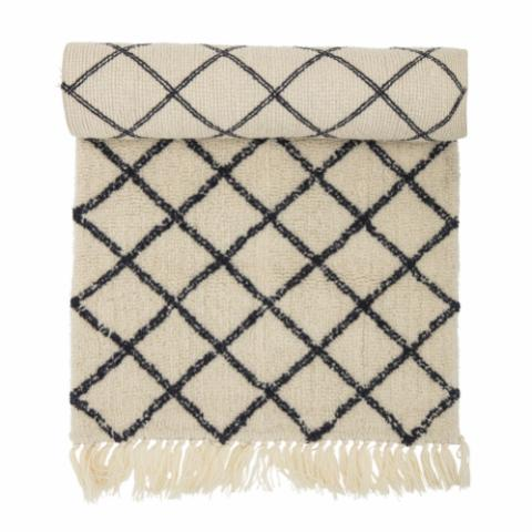 Warda Rug, Nature, Wool