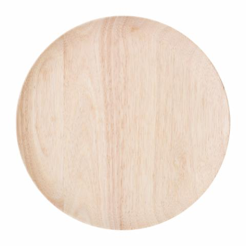 Hadin Plate, Nature, Rubberwood