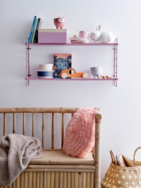 North Shelf, Rose, MDF