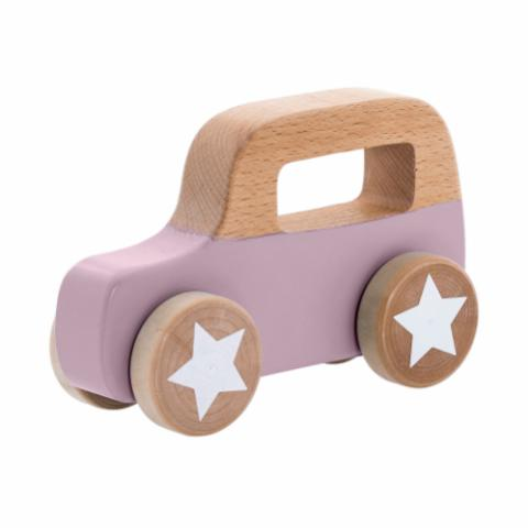 Mingo Toy Car, Purple, Beech