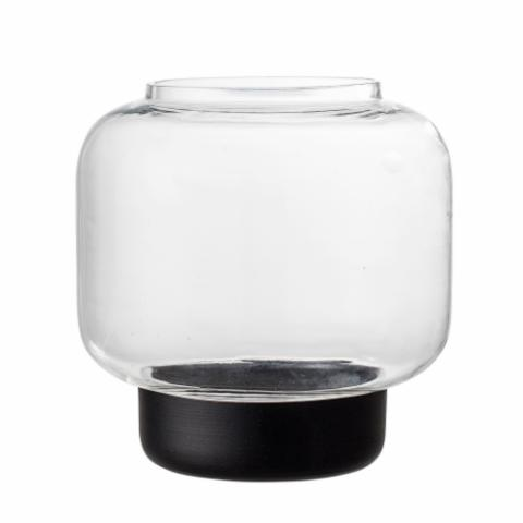 Tekin Votive, Clear, Glass