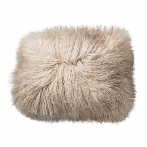 Nanak Cushion, Nature, Lambskin Tibetian