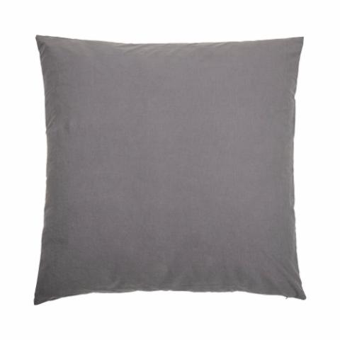 Ibe Cushion, Grey, Cotton