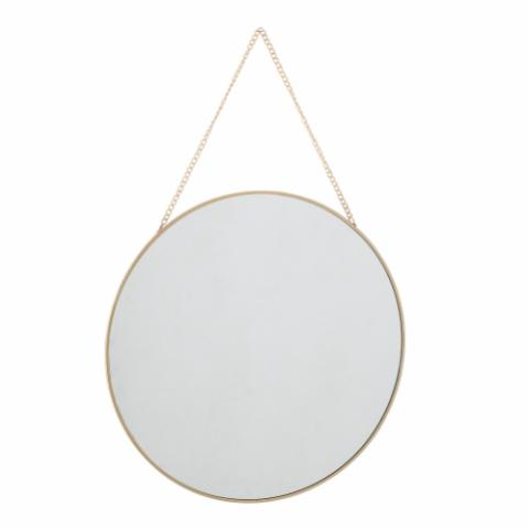 Sibal Mirror, Gold, Glass