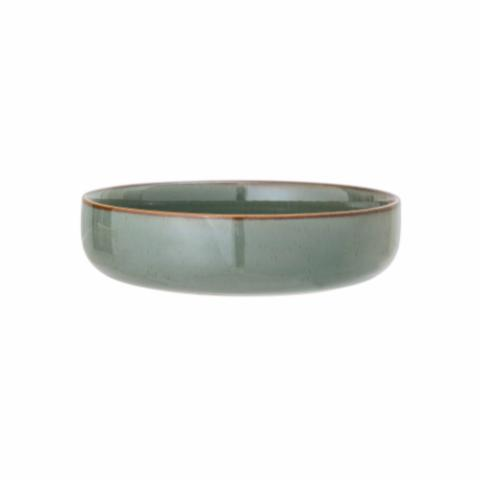 Pixie Serving Bowl, Green, Stoneware