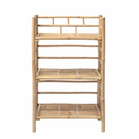 Zep Bookcase, Nature, Bamboo