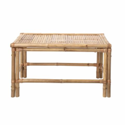 Sole Coffee Table, Nature, Bamboo