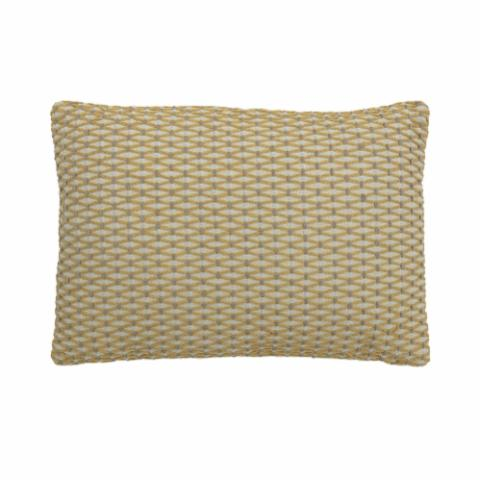 Jung Cushion, Green, Cotton