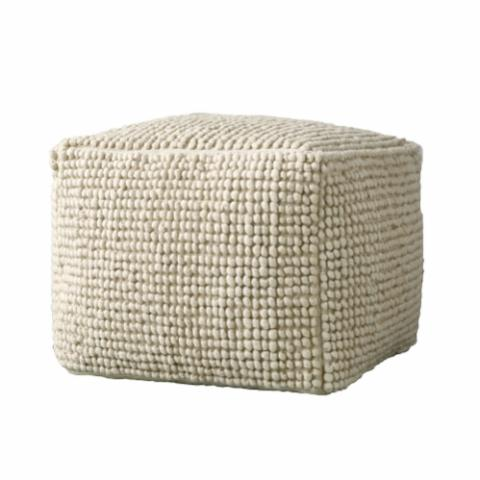 Suna Pouf, Nature, Wool