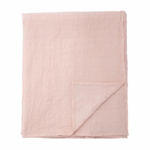Sefina Table Cloth, Rose, Cotton