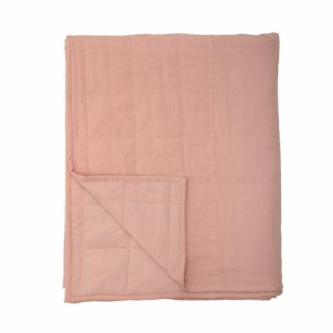 Frey Bedspread, Rose, Cotton