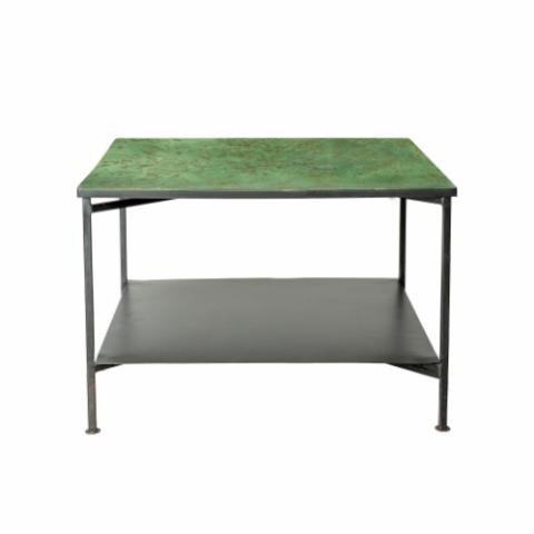 Bene Coffee Table, Green, Metal