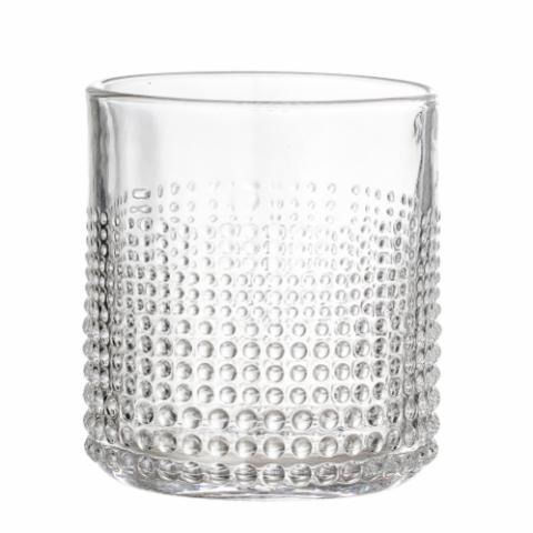 Gro Drinking Glass, Clear, Glass