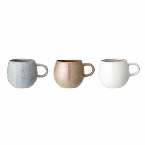 Addison Mug, Multi-color, Stoneware