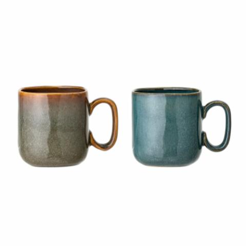 Aime Mug, Multi-color, Stoneware