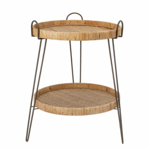 Elis Sidetable, Nature, Rattan