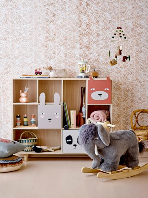 Willia Play Set, Grey, MDF