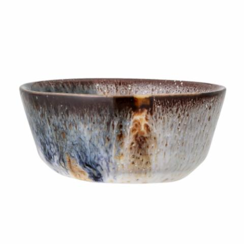 Jules Bowl, Multi-color, Stoneware