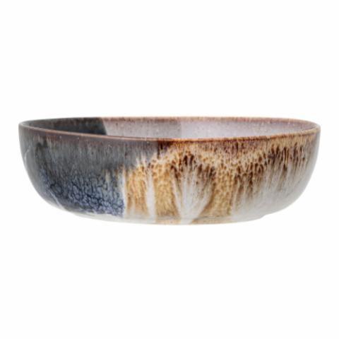 Jules Serving Bowl, Multi-color, Stoneware