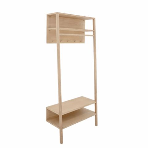 Sambre Clothes Rack, Nature, Oak