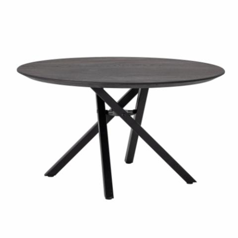 Connor Coffee Table, Black, Oak