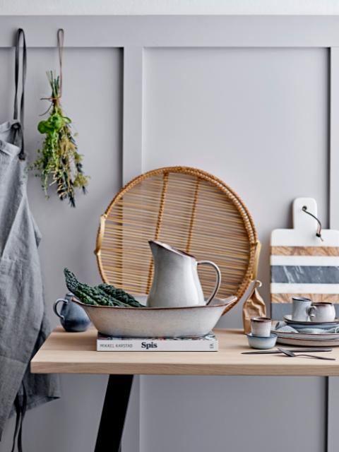 Salle Tray, Nature, Bamboo