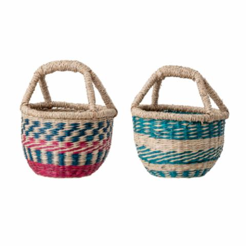 Sadorina Basket, Nature, Seagrass