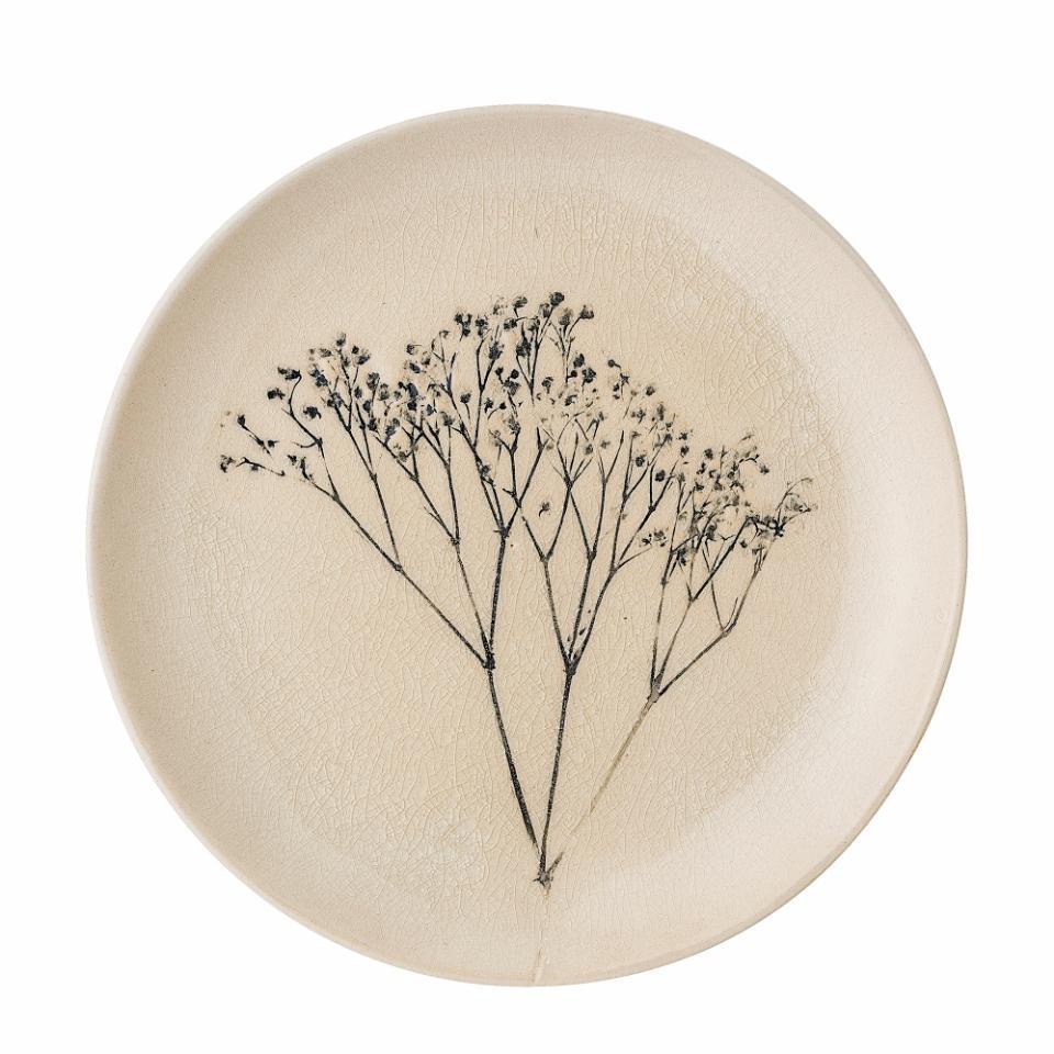Bea talíř, příroda, kamenina