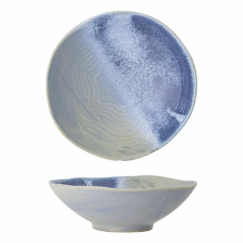 Aura Serving Bowl, Multi-color, Stoneware