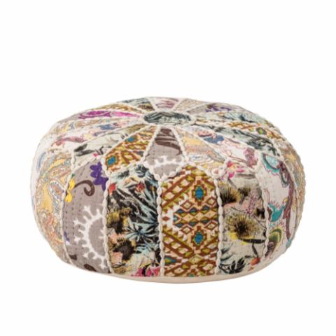 Gert Pouf, Multi-color, Cotton