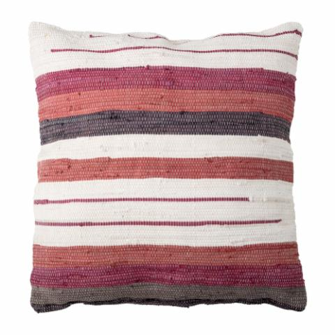 Juliet Cushion, Red, Cotton