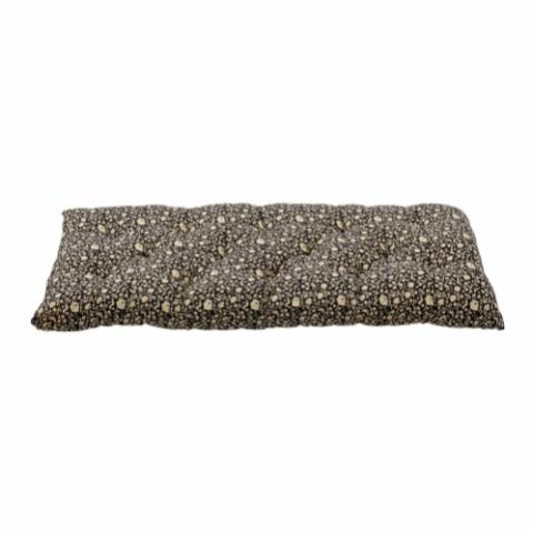 Kamala Cushion, Black, Cotton