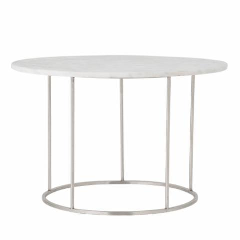 Bera Coffee Table, White, Marble