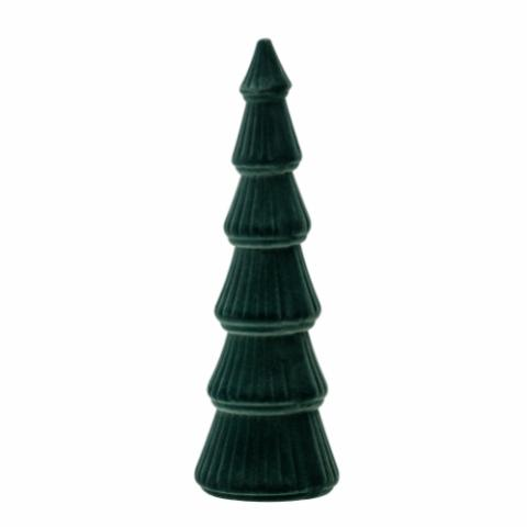 Cavian Deco Tree, Green, Polyester