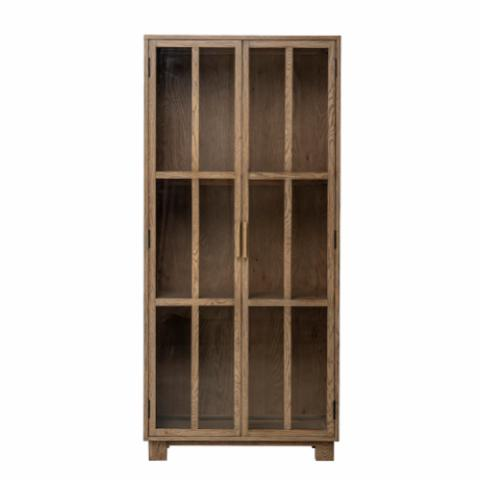 Angel Cabinet, Brown, Oak