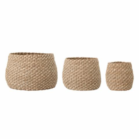 Malli Basket, Nature, Seagrass