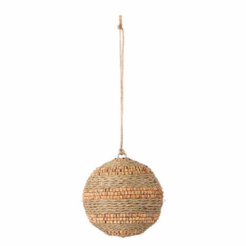 Ciwan Ornament, Multifarvet, Jute