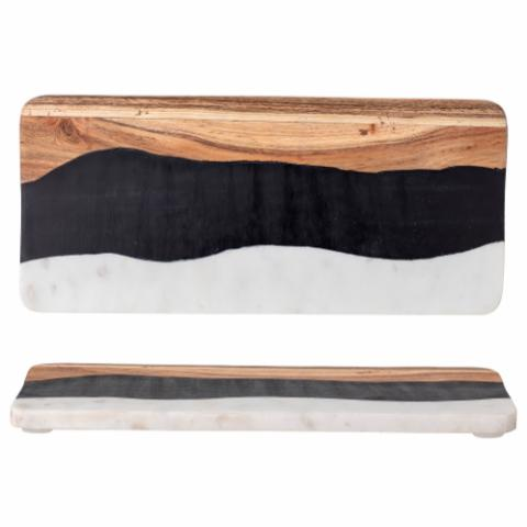 Helfred Cutting Board, Nature, Marble
