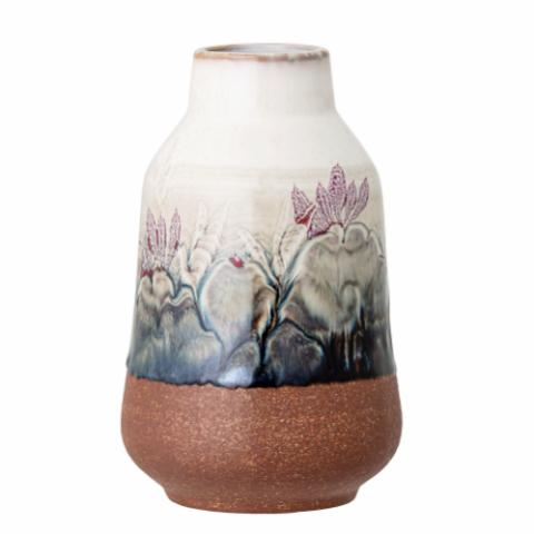 Isidro Vase, Multi-color, Stoneware