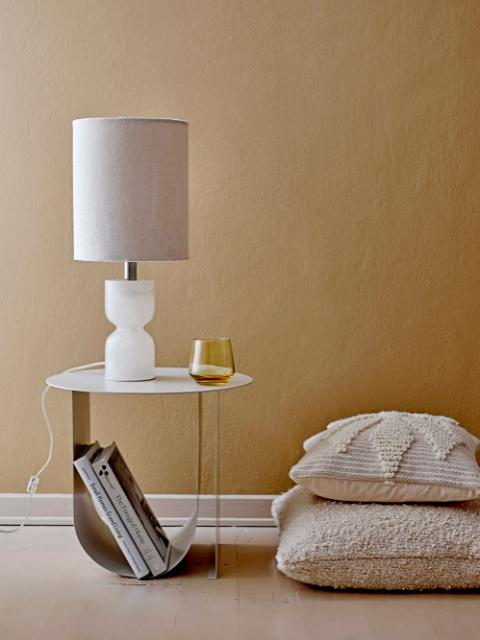 Indee Table lamp, Nature, Alabaster