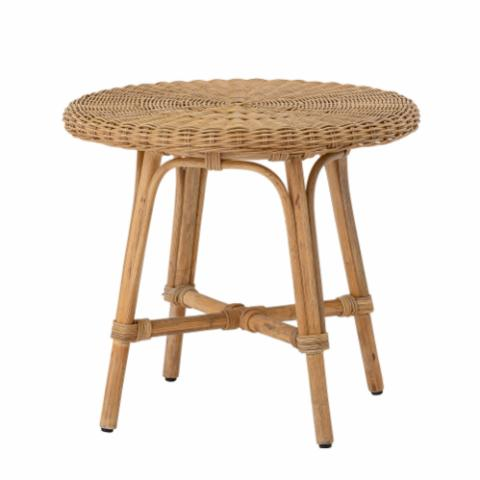 Hortense Sidetable, Nature, Rattan