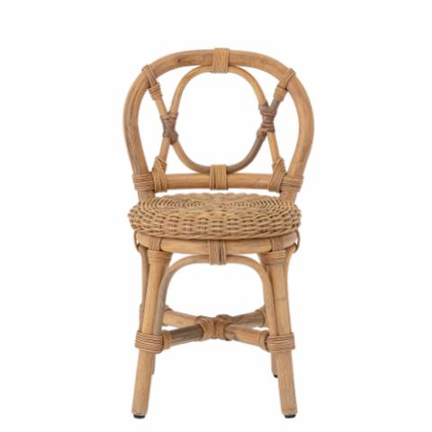 Hortense Chair, Nature, Rattan