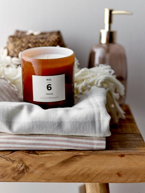NO. 6 - Sequoia Scented Candle, Soy wax