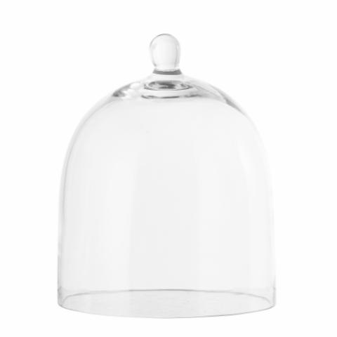 Guste Deco Dome, Clear, Glass
