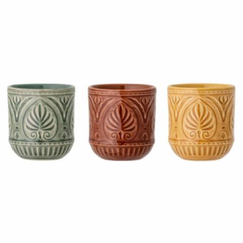 Rani Cup, Multi-color, Stoneware