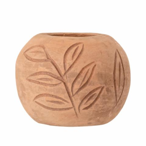 Brody Votive, Nature, Terracotta