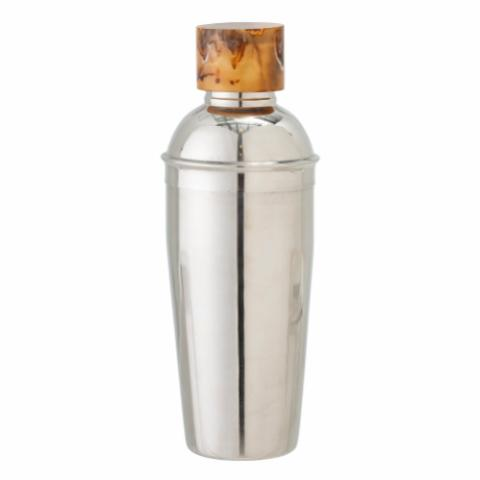 Cocktail Shaker, Silver, Stainless Steel